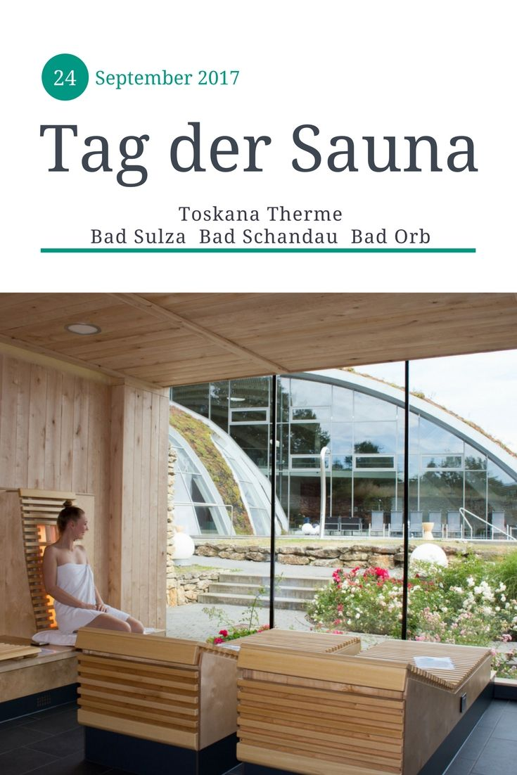 sauna tut gut tag der sauna am 24 september toskana. Black Bedroom Furniture Sets. Home Design Ideas