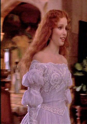 33156f8e069b Lucy, baby pink garden dress worn by Frost in Bram Stoker's Dracula.front  side