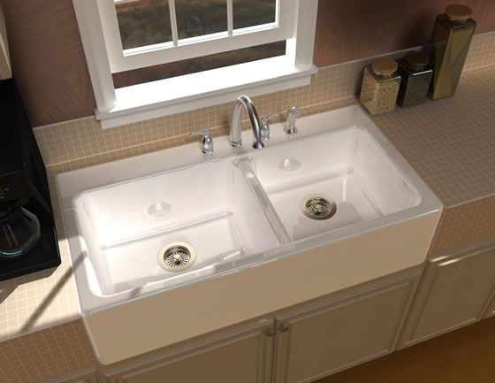 Deep Kitchen Sinks And Kitchen Island Ideas L Shaped Future Plans ...