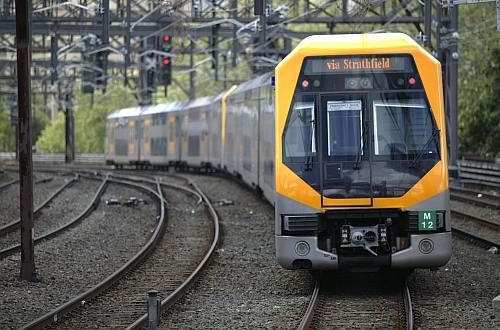 sydney trains - photo #24