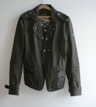 Diesel indendørs jakke