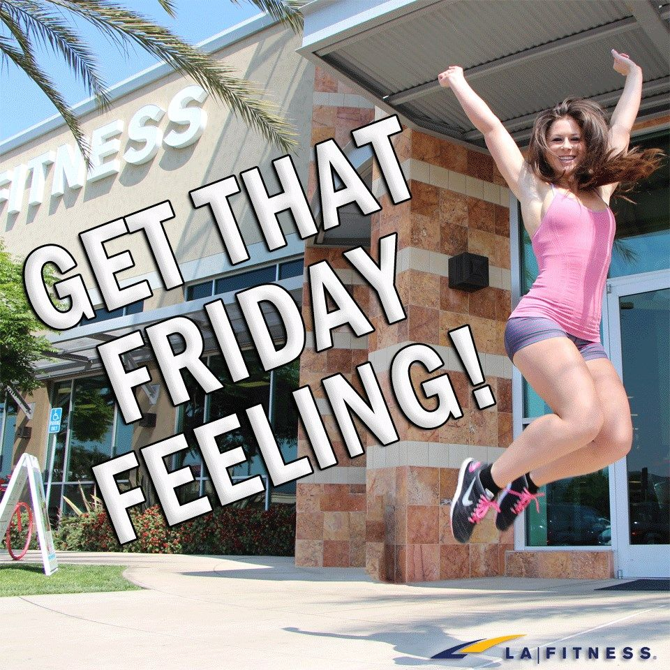 Friday its like that feeling you get after an awesome