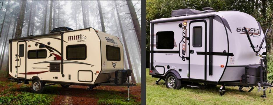 Rockwood Travel Trailers Rockwood travel trailers