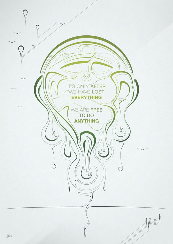 its only after by anton shilinets  via behance