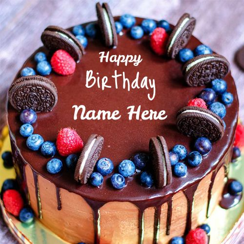 Most Beautiful Birthday Cake With Name And Photo Editor – Birthday Cards for Lover Free Online
