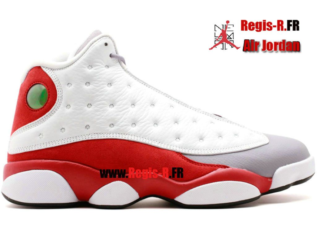 air jordan 13 retro homme rouge