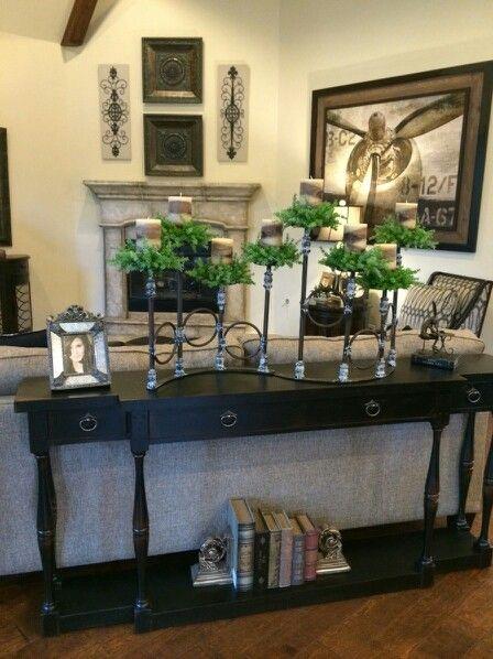 D R Horton Model Home Mostyn Manor Magnolia TX Dr Homes Family Room Decorating