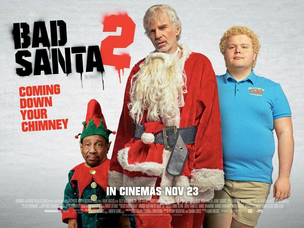 Bad Santa 2 Kinostart