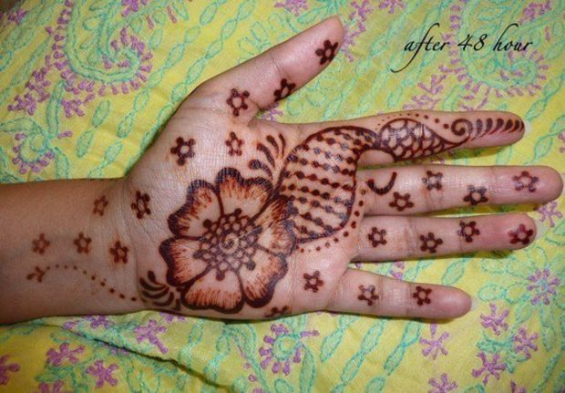Ready to Use Freshly Mixed Henna Paste by allabouthenna on Etsy