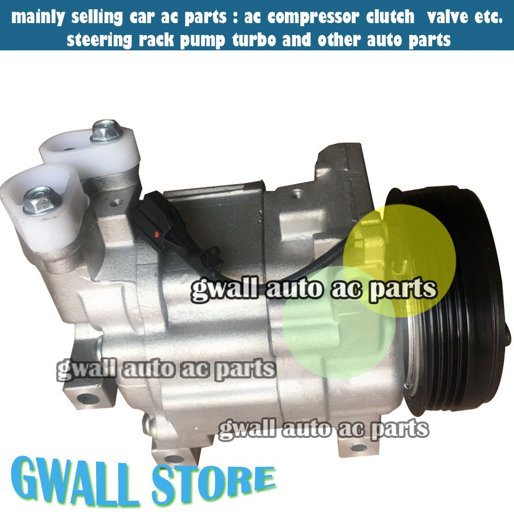 NEW AIR CONDITIONING COMPRESSOR FOR CAR SUBARU FORESTER 2