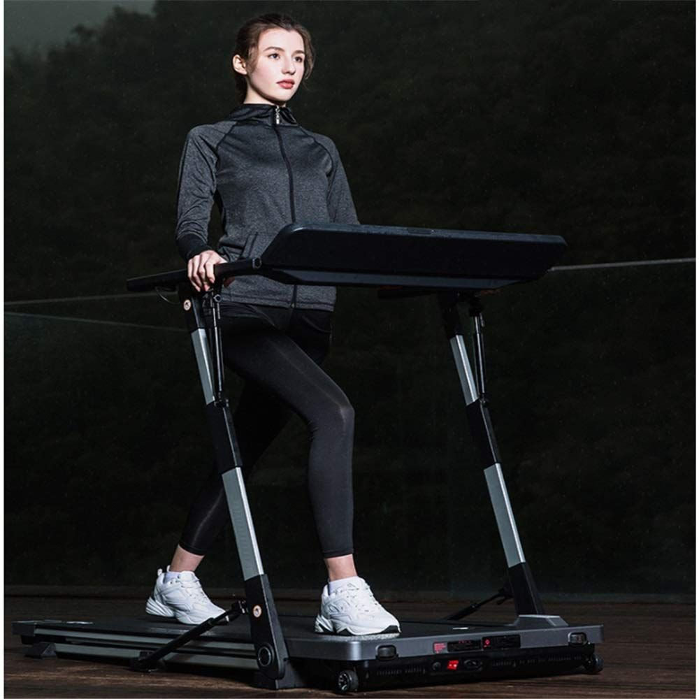 Tapis Roulant Electrique Pliable Refermable Capteur Cardiaque Bluetooth App Tapis Roulant Athletisme Fitness