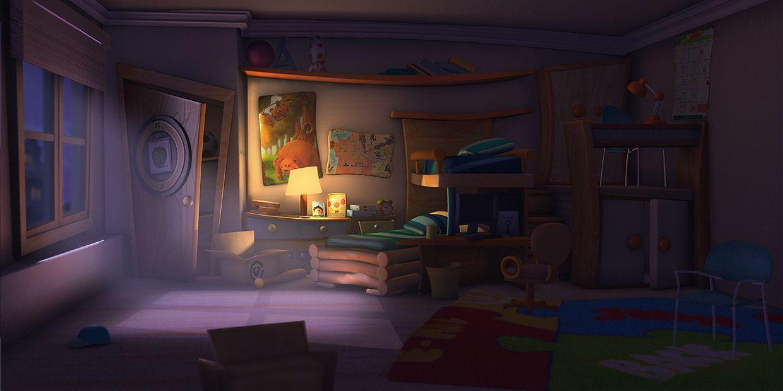 Bedroom 1 Projetos