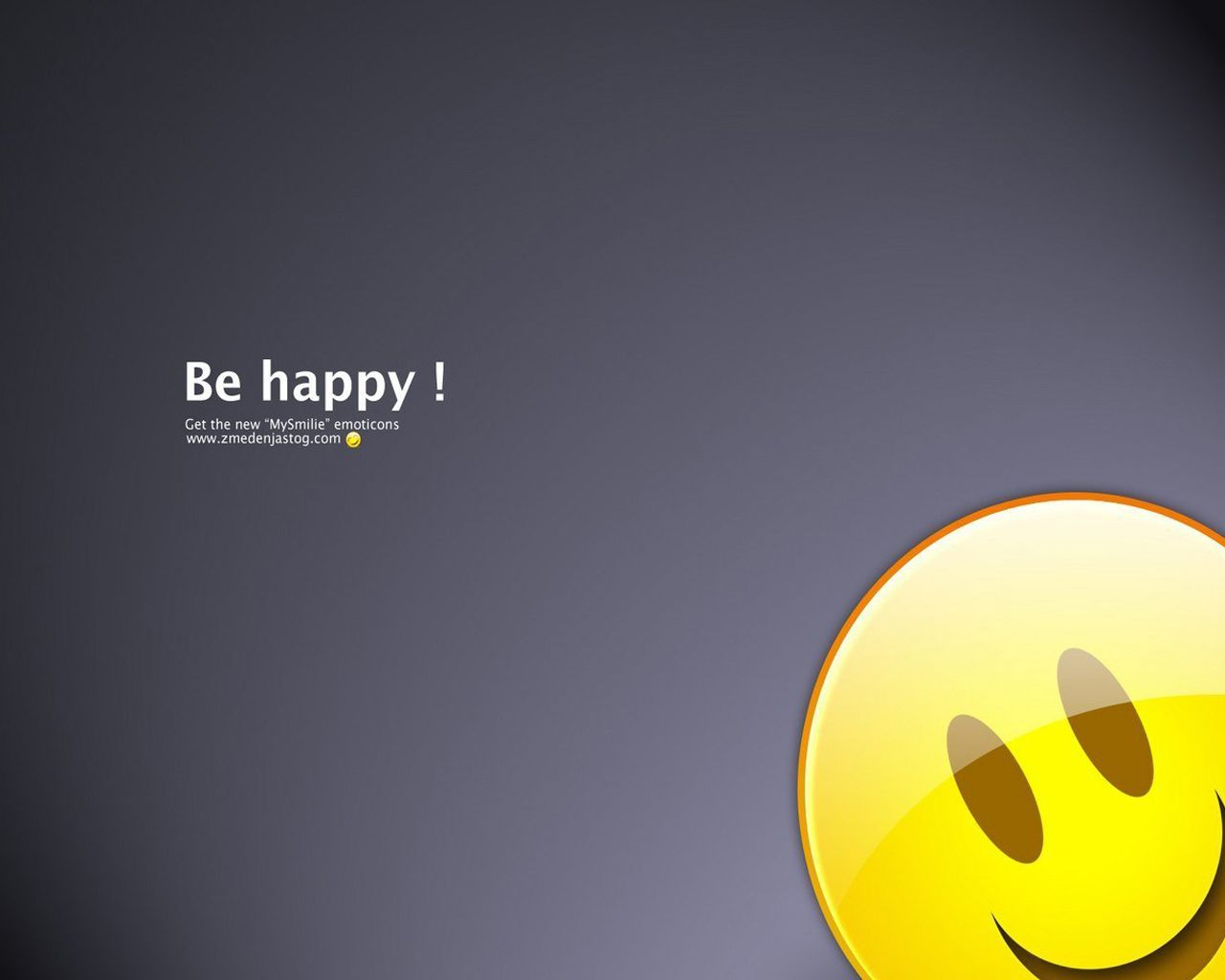 Be Happy Wallpapers Group