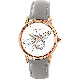 buy accessorize bee strap watch at argoscouk your
