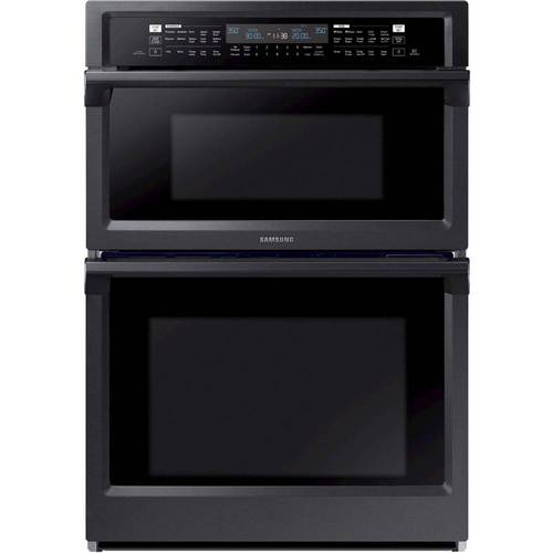 Samsung 30 Quot Microwave Combination Wall Oven Black
