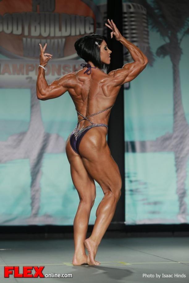 Dana Linn Bailey - 2013 Tampa Pro - Women's Physique | FLEX Online