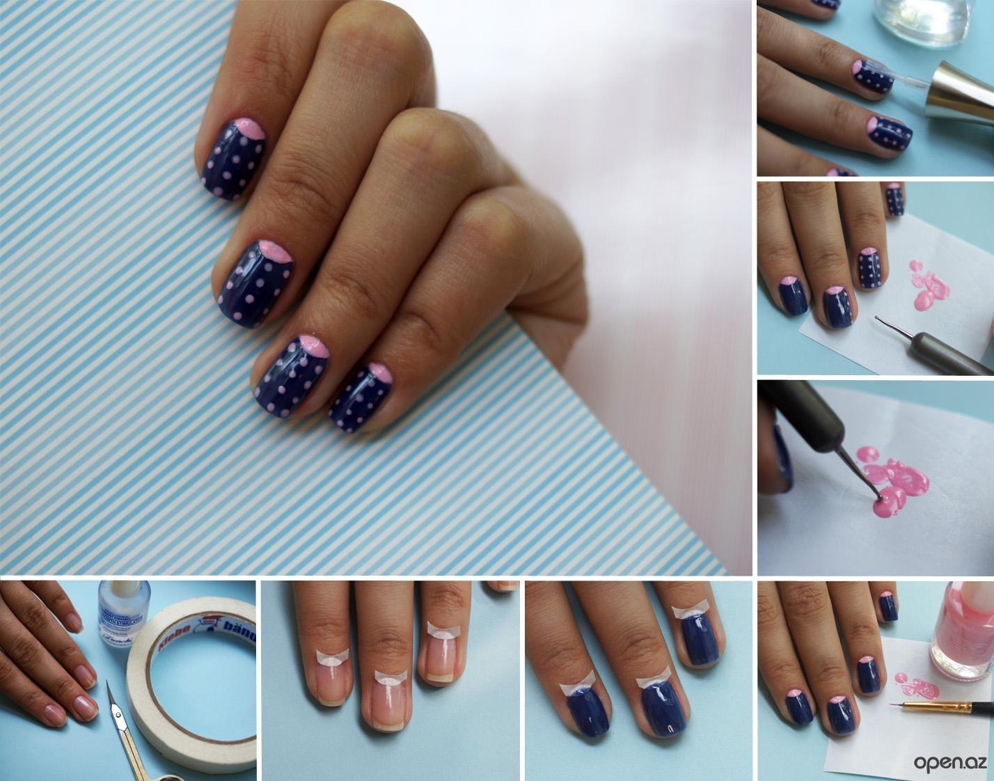 Marble Nail Art Tutorial/CND Shellac Cnd shellac colors, She