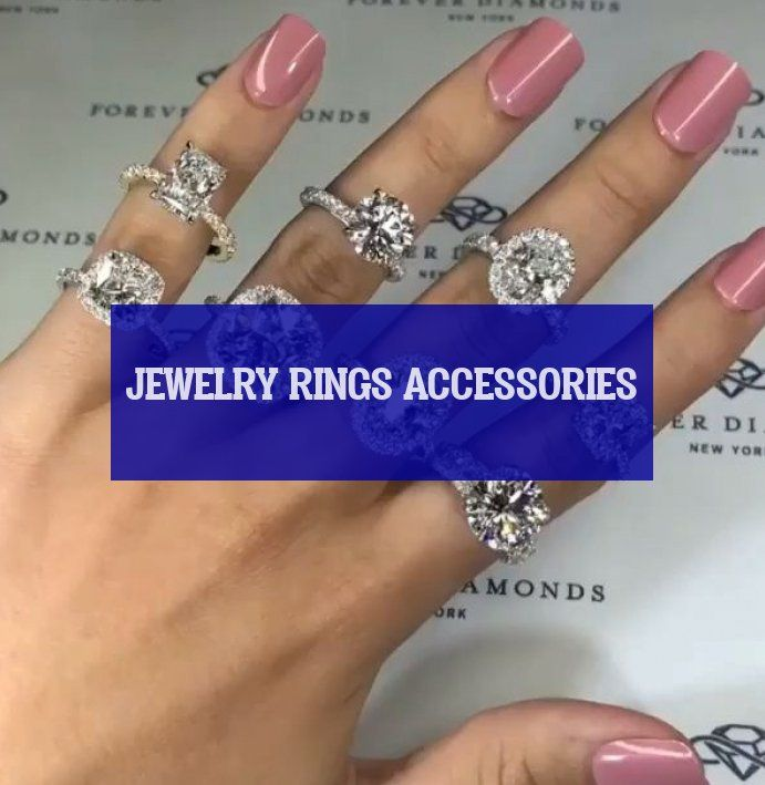 jewelry rings accessories