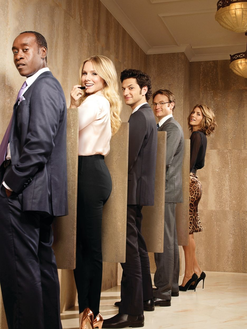 Lovely House Of Lies Ad.   Is It Just Me Or Is This Evoking The