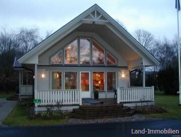 Das Schwedenhaus, ein Holzhaus und Fertighaus von Land
