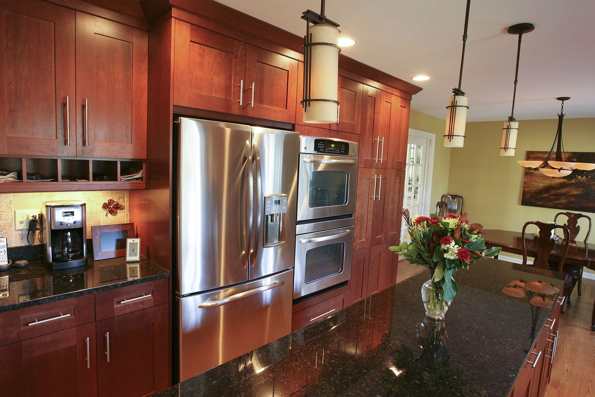 So Is It Worth To Expand Kitchen Into Dining Room I Would Say Yes If There Is Good Reason Behind Kitchen Bathroom Remodel Dining Room Layout Great Room Layout