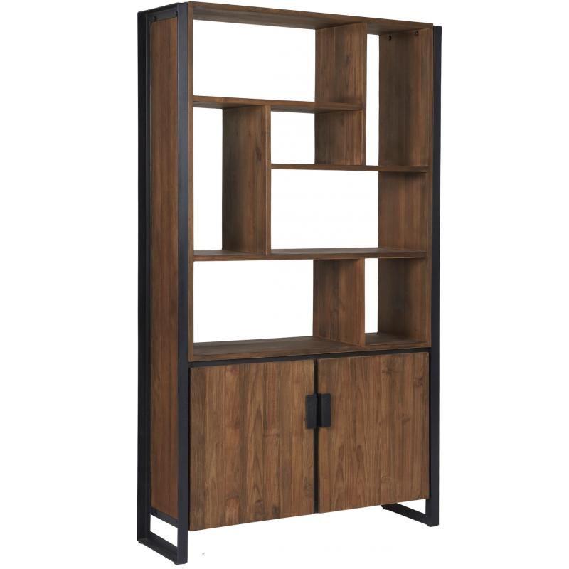 d-Bodhi boekenkast Fendy 190x110x35 cm