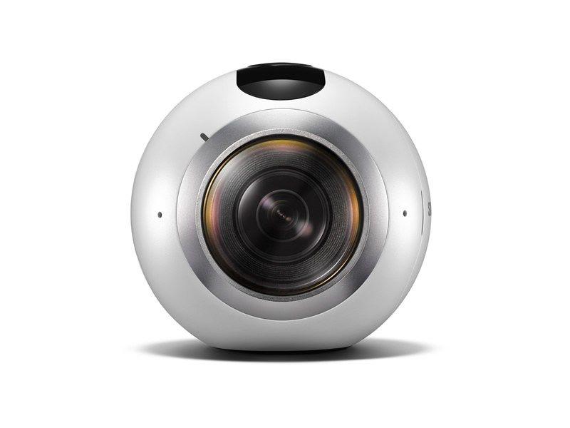 Gear 360, la nueva cámara de 360 grados de Samsung