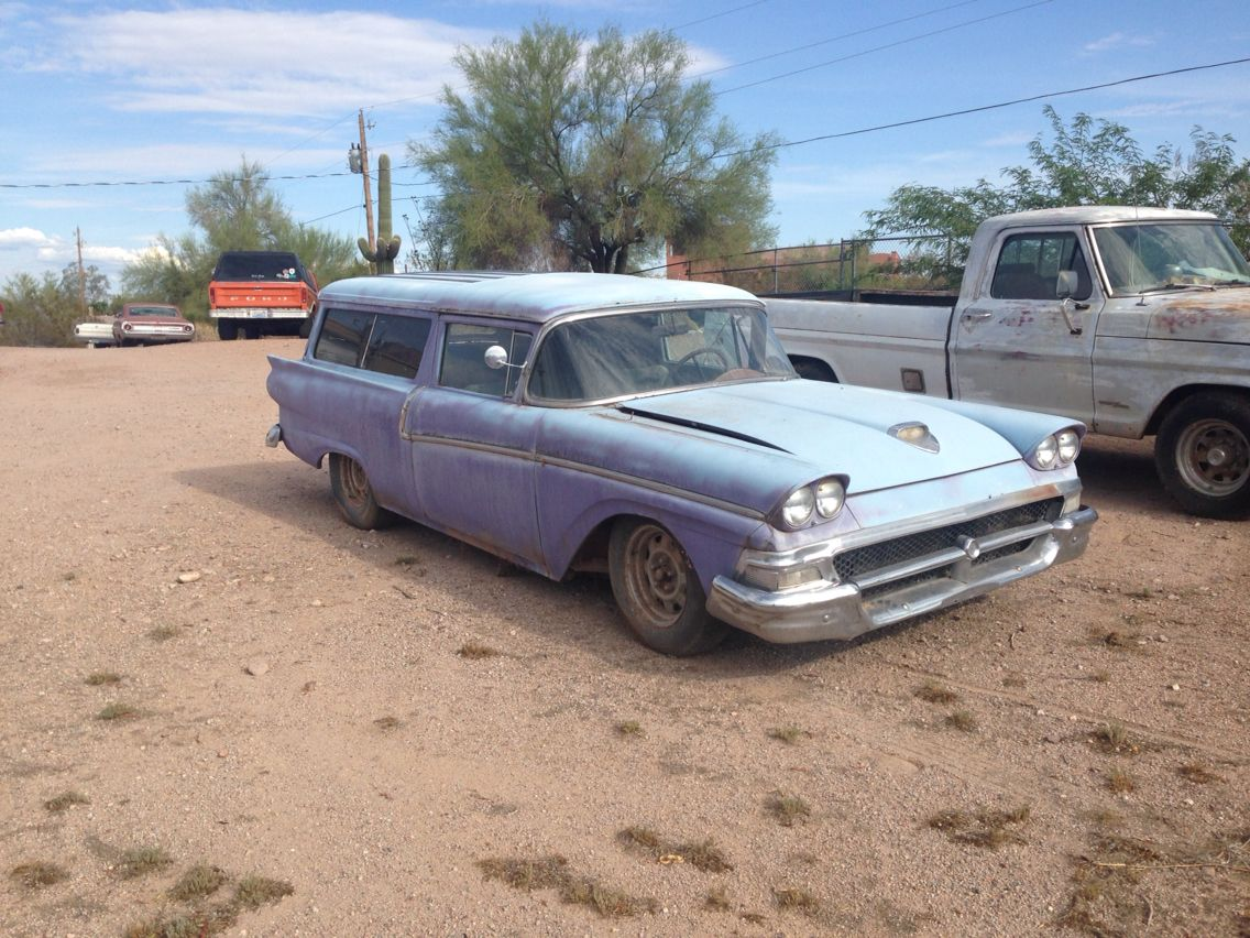 Old Ford Stationwagon   Ford\'s   Pinterest   Ford