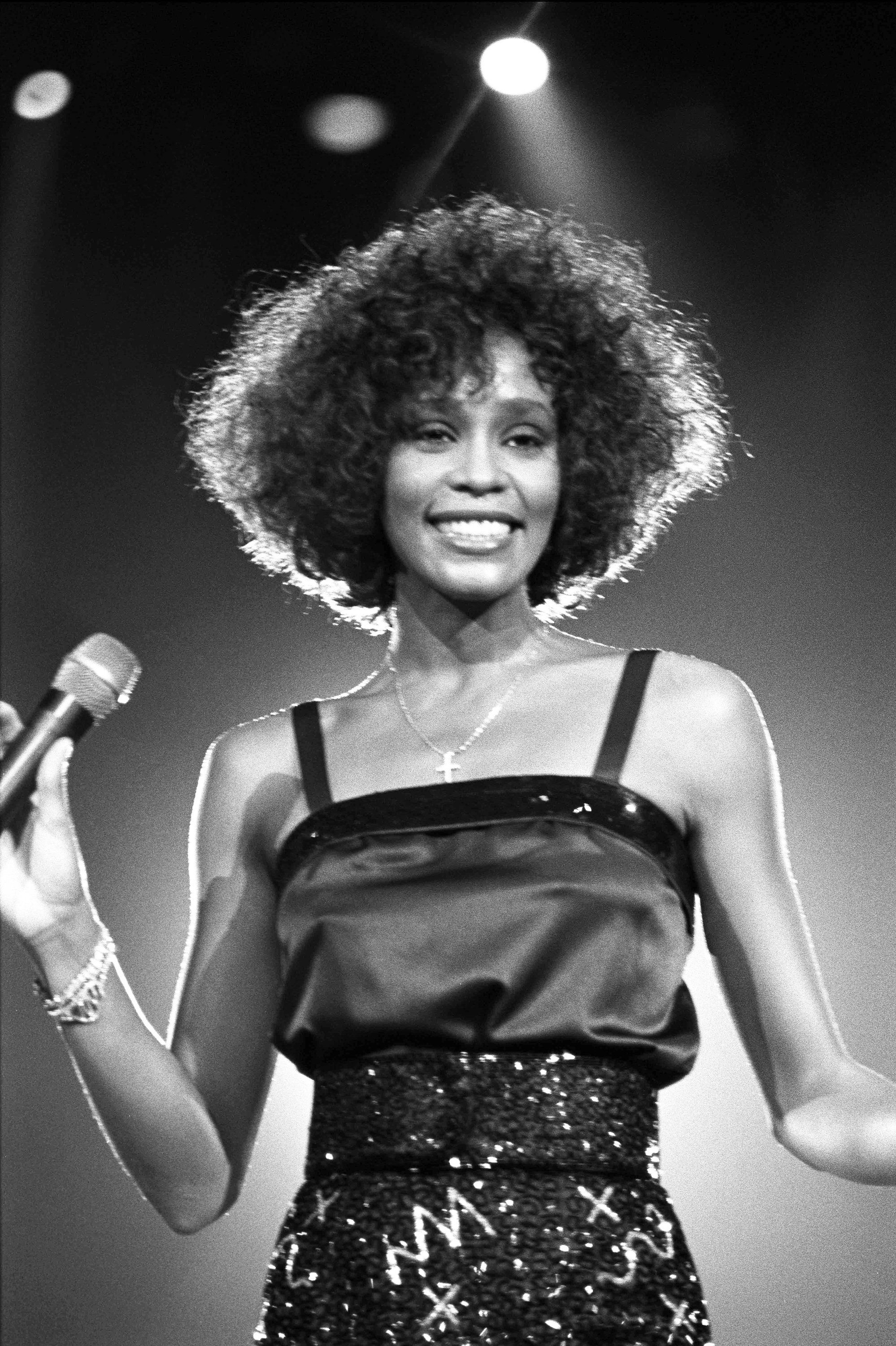 The First Authorized Whitney Houston Documentary Is in the