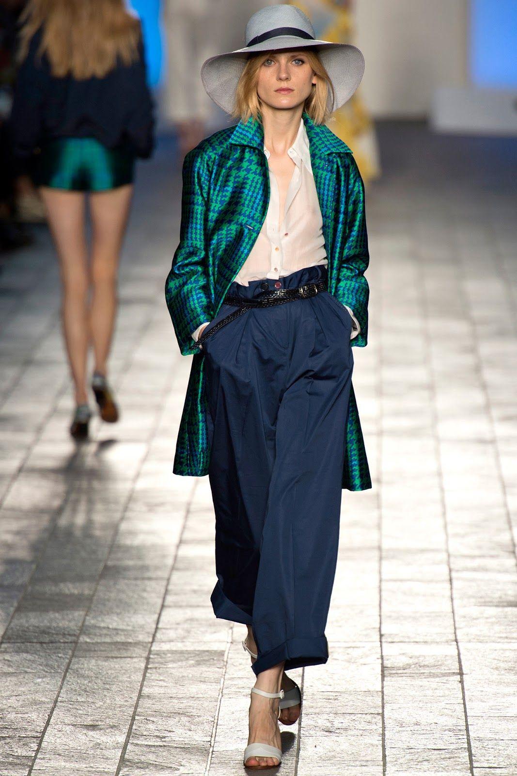 Paul Smith SpringSummer 2014 RTW – London Fashion Week