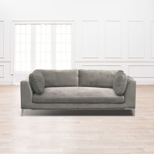 Best Living Room Furniture Aaron Sofa Flannel Furniture 640 x 480