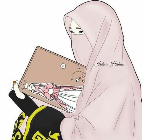 Menakjubkan 30 Gambar Kartun Ustadz Keren 300 Gambar Kartun Muslimah Bercadar Cantik Sedih Keren Download Hijaber Gifs Tenor Downl Di 2020 Kartun Animasi Gambar