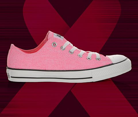 9ae3e52daa3fb9 On-trend colors meet classic design with the Converse Chuck Taylor Seasonal  Washed Neon sneakers in Pink at Shoe Carnival!