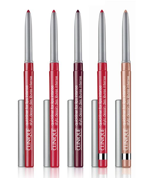 f45bd05d19a Crayons à lèvres Quickliner for Lips Intense Canberry