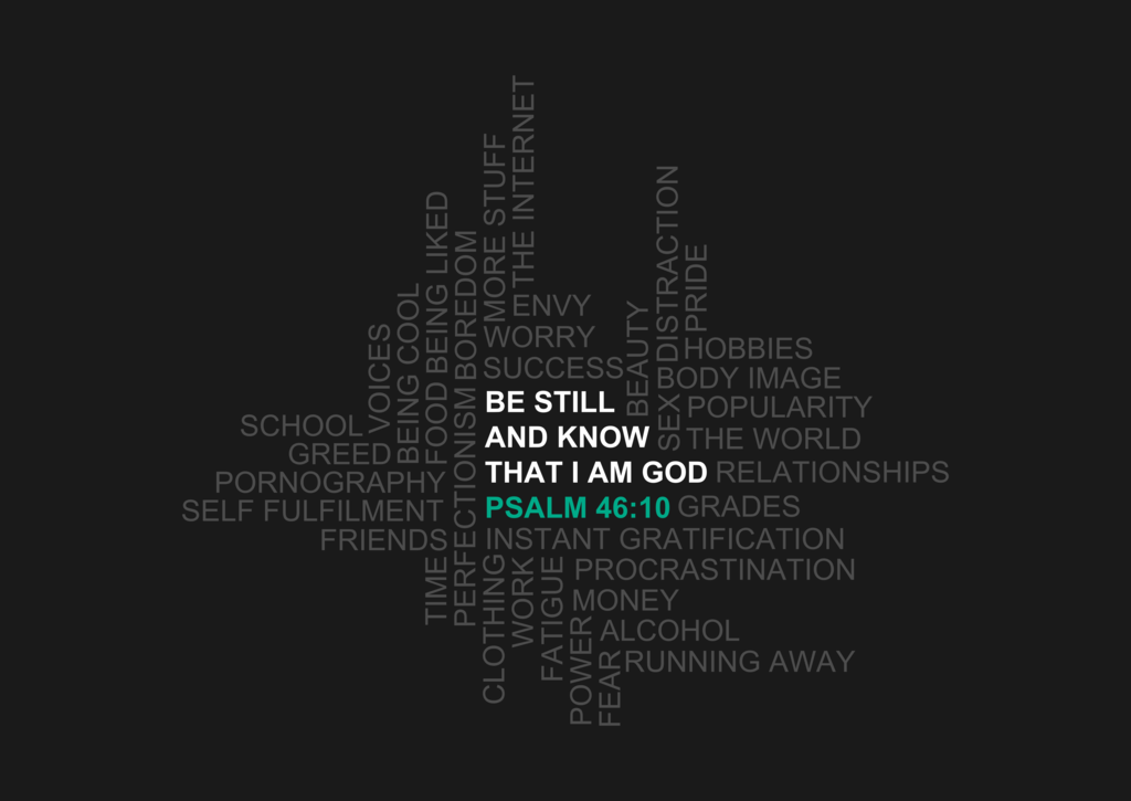 Psalm 4610 Be Still And Know That I Am God I Will Be Exalted