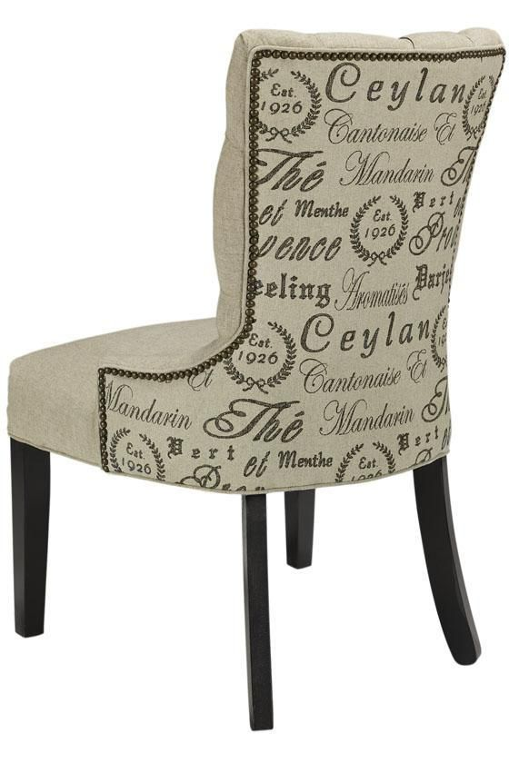 Tufted Back Dining Chair Dining Chairs Tufted Dining Chairs