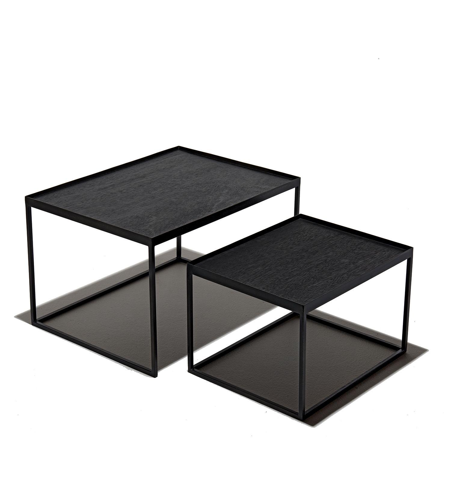 Nest Tray Table Set