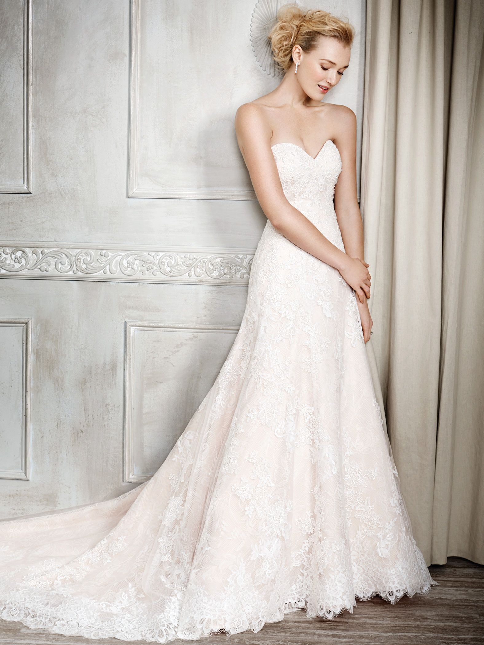 Kenneth Winston Style 1674 Weddingdress Bridal