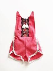 Resultado de imagen para ropa de niña