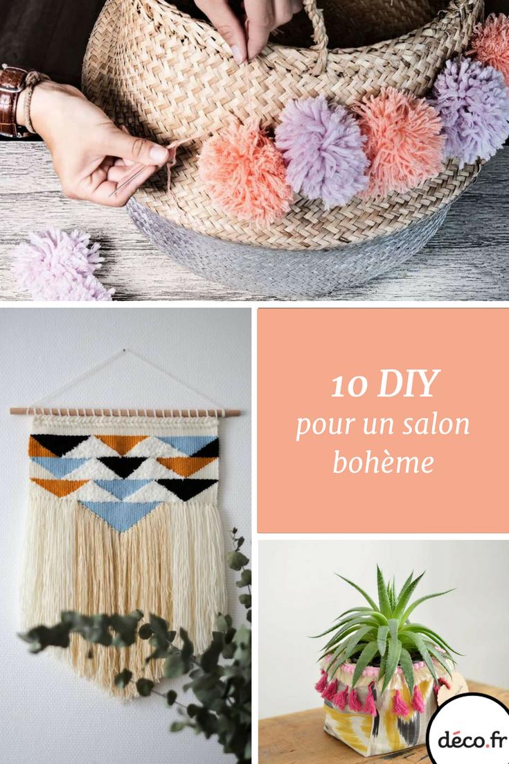 10 Un Diy Salon Bohème En Pour 2019BohemeDéco RjAL45