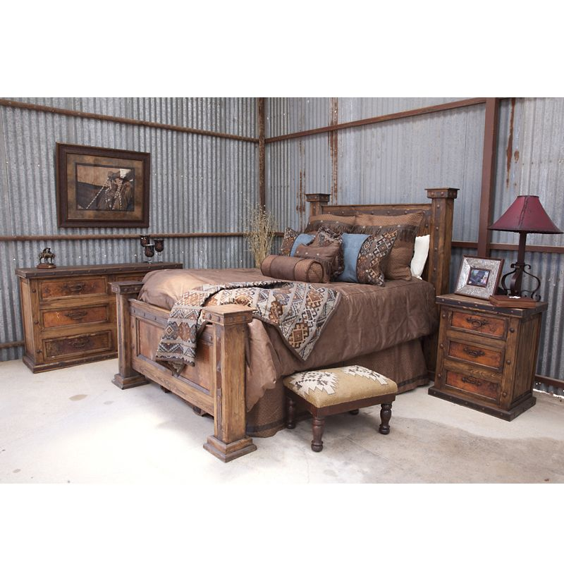 Cool Bedroom For A Quot Country House Quot Or Guest House My