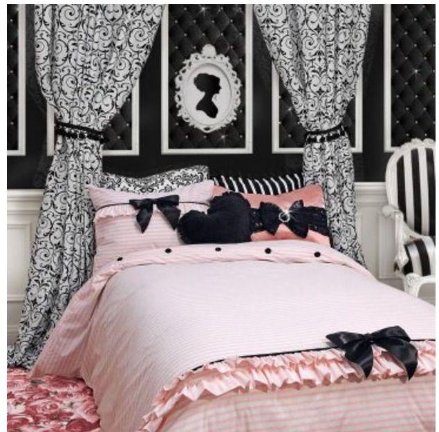 Coolest paris themed bedroom! | Paris themes | Pinterest | Bedrooms ...