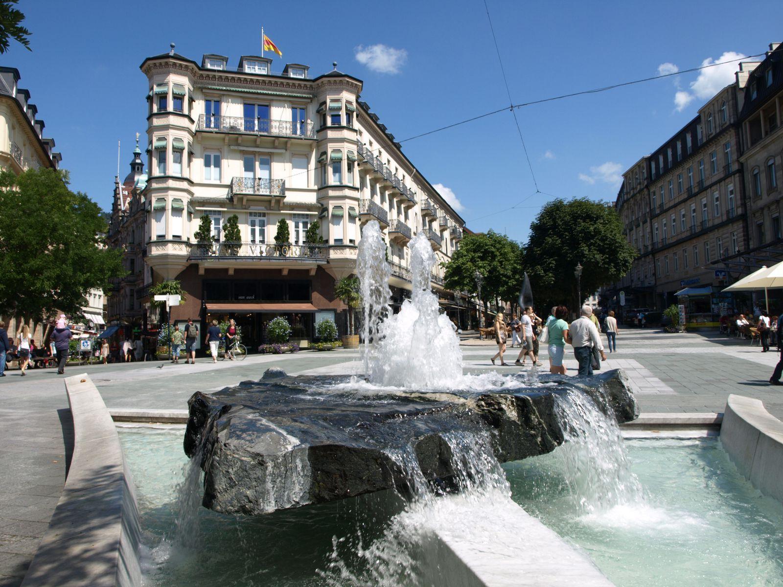 Leopoldsplatz Baden Baden