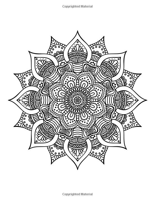 The Worlds Best Mandala Coloring Book A Stress Management For Adults Penny Farthing