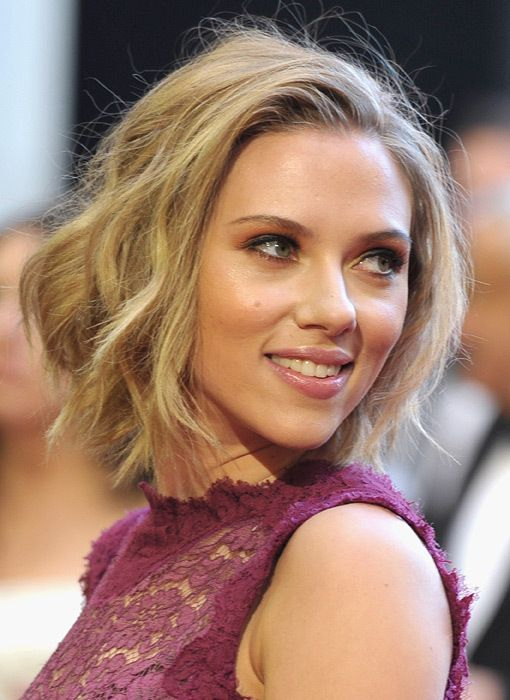 Bob Frisuren 2015 Frisuren Trend Pinterest Scarlett Johansson