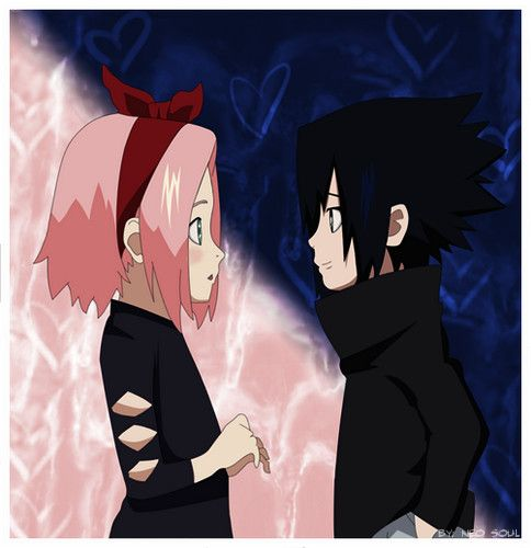 SasuSaku awww they are so cute and little!