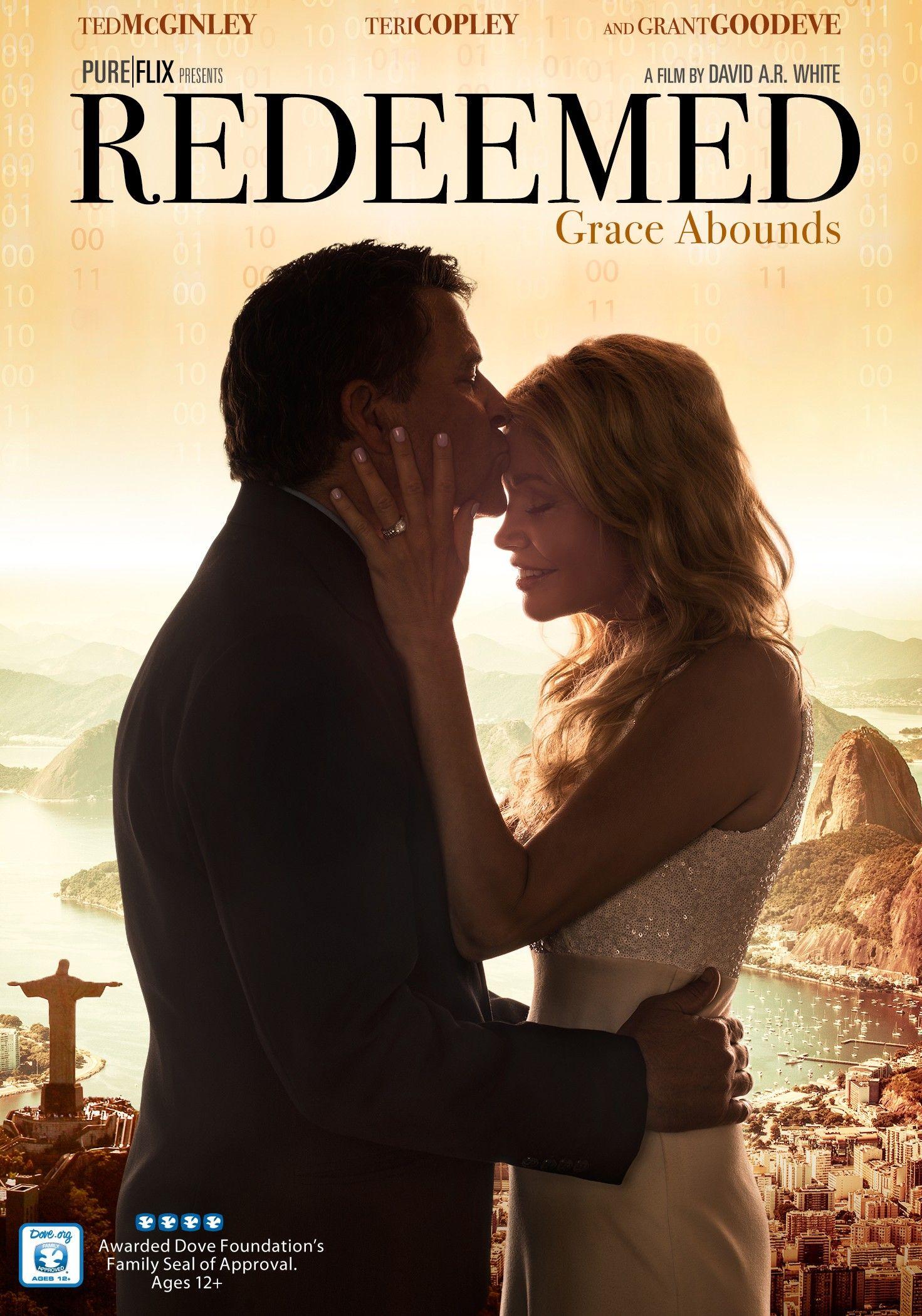 Ana Ayora Age redeemed - christian movie/film dvd pure flix - cfdb