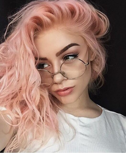 Pinterest Britishearlgrey↟☾↟ Pastel Pink Hair Hair