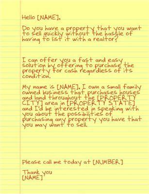 yellow letter investor 9 real estate pinterest lettering