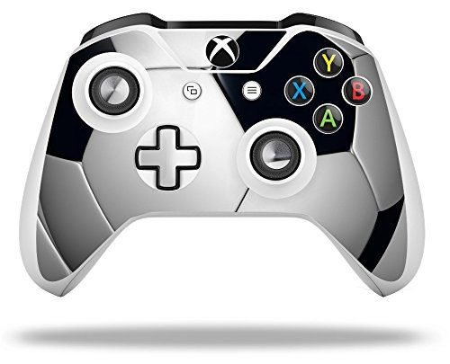 Soccer Ball Decal Style Skin Fits Microsoft Xbox One S Wireless Controller Want To Know More Click O Xbox One Elite Controller Xbox One S Xbox One Console